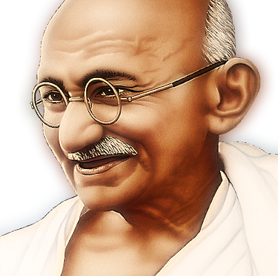 Mahatma Gandhi Махатма Ганди Биография