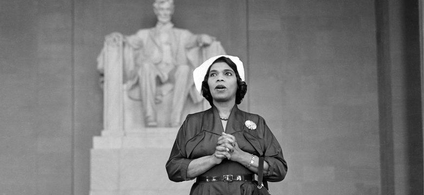 Мариан Андерсон | Marian Anderson | Биография