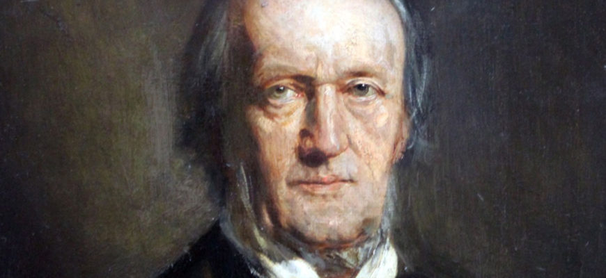 Рихард Вагнер   Richard Wagner   Биография