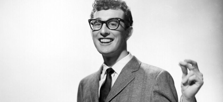 Бадди Холли | Buddy Holly |Биография