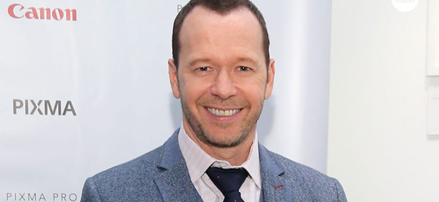 Донни Уолберг | Donnie Wahlberg | Биография