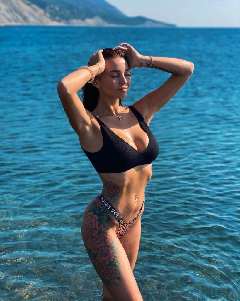 Анастасия Созоник — биография, охудительная перезагрузка, фитнес-бикини, личная жизнь, фото