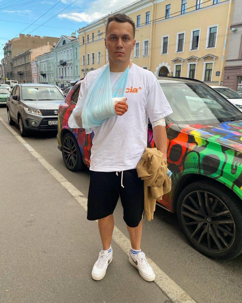 Артем Тарасов — биография, блог, бои, личная жизнь, травмы