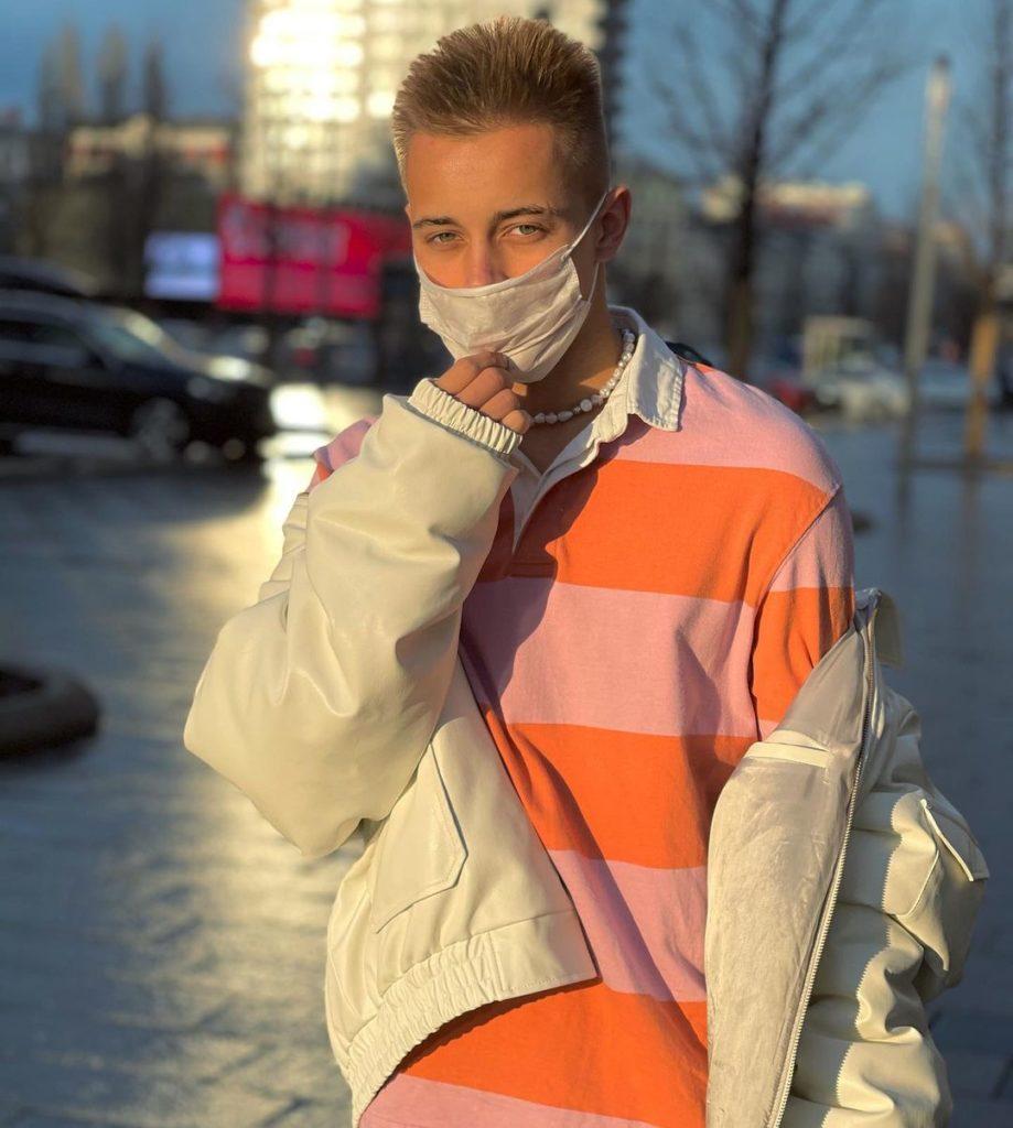 Даниил Крапивников — биография, футбольная карьера, блог, личная жизнь
