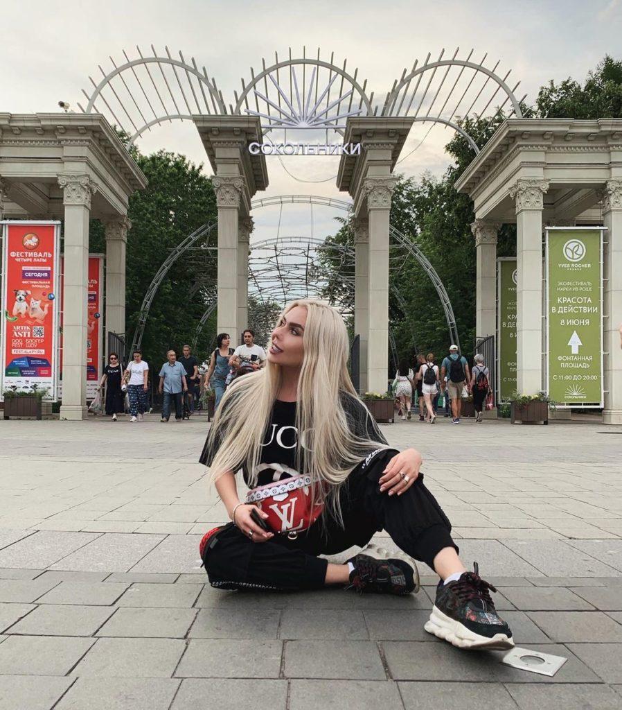 Карина Кросс — биография, музыка, блог, личная жизнь, фото